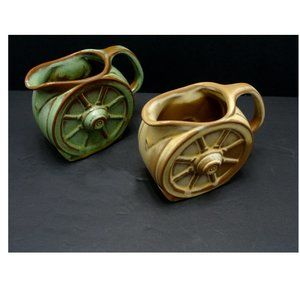 Other - Small Southwestern pottery wagon wheel pitcher